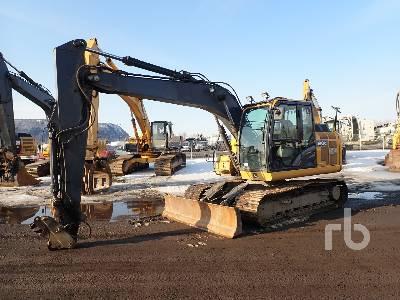 2014 JOHN DEERE 130G Hydraulic Excavator