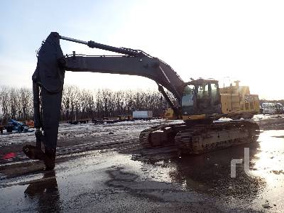 2011 JOHN DEERE 450D LC Hydraulic Excavator