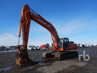 2008 DOOSAN DX340LC Hydraulic Excavator