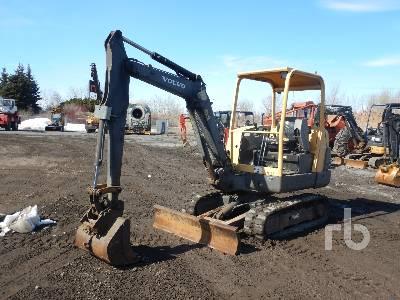 2005 VOLVO 281 Mini Excavator (1 - 4.9 Tons)