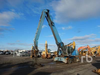 2011 TEREX MHL350 4x4 Mobile Excavator