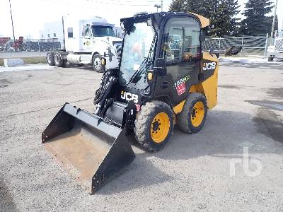 2012 JCB 155 High Flow Skid Steer Loader