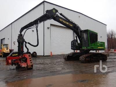 2009 JOHN DEERE 2054 Crawler Harvester