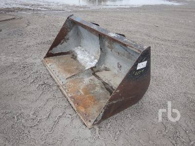 Q/C 72 In. Telescopic Forklift Bucket