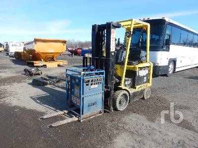 2006 HYSTER E50Z-27 4650 Lb Electric Forklift