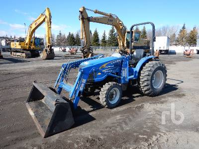 2013 NEW HOLLAND WORKMASTER 40 Utility Tractor