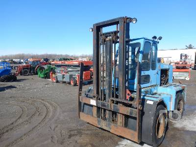 1989 VALLEE 4DA16T 16000 Lb Forklift