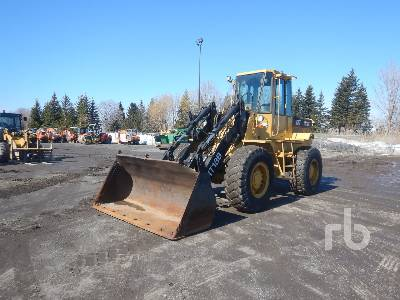 1990 CATERPILLAR IT18B Integrated Tool Carrier