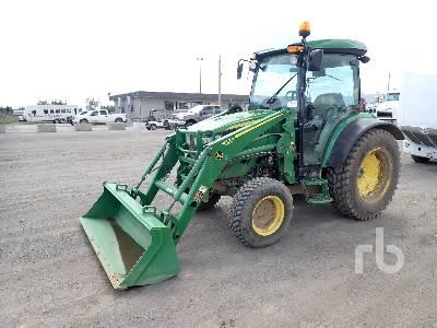 2018 JOHN DEERE 4052R Utility Tractor