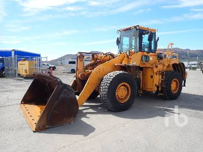 2002 HYUNDAI HL760 Wheel Loader