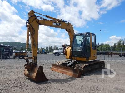 2007 JOHN DEERE 75C Midi Excavator (5 - 9.9 Tons)