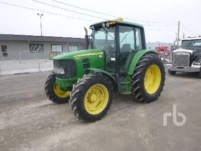 2010 JOHN DEERE 6430 PREMIUM MFWD Tractor