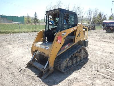 2007 ASV RC50 Multi Terrain Loader