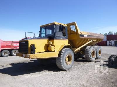 1993 CATERPILLAR D300D Articulated Dump Truck