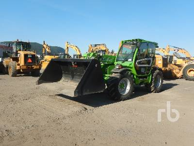 2016 MERLO TF42.7 8800 Lb 4x4x4 Telescopic Forklift