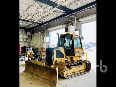 2001 JOHN DEERE 650H LGP Crawler Tractor