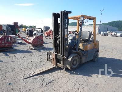 TCM VFHM 480-34A Forklift