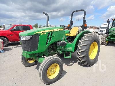 2015 JOHN DEERE 5065E 2WD Utility Tractor