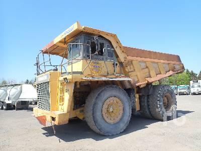 KOMATSU 210M Rock Truck
