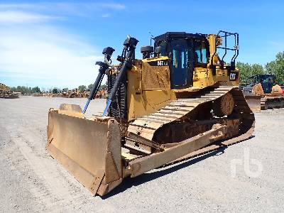 2015 CATERPILLAR D6T LGP Crawler Tractor