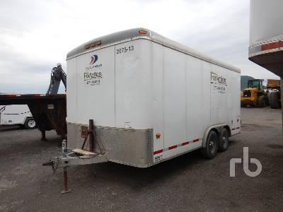 2013 IDEAL CARGO 16 Ft 5 In. x 7 Ft 6 In. Enclosed Trailer