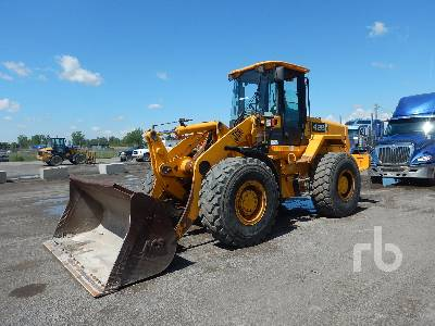 2005 JCB 426ZX Wheel Loader
