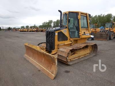 2000 JOHN DEERE 650H LGP Crawler Tractor