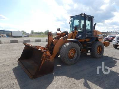 2002 CASE 521D Wheel Loader
