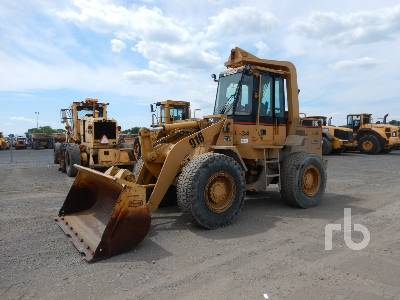 1993 CATERPILLAR 916 Wheel Loader