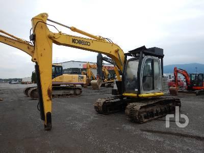 2007 KOBELCO SK135SRLC Hydraulic Excavator
