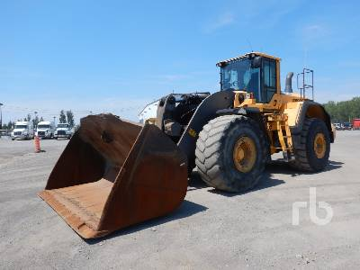 2012 VOLVO L250G Wheel Loader