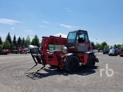 MANITOU MRT1650 Telescopic Forklift
