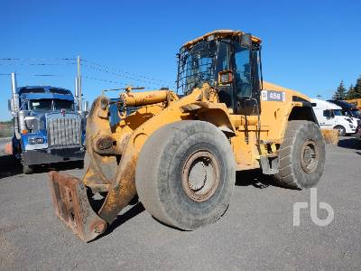 2004 JCB 456BZX Wheel Loader