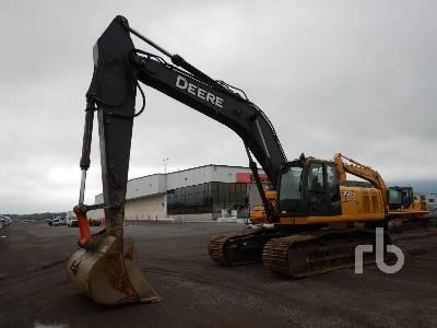 2011 JOHN DEERE 350DLC Hydraulic Excavator