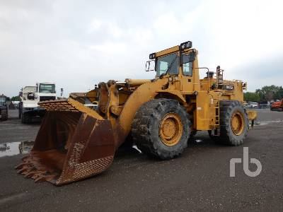 1989 CATERPILLAR 988B Wheel Loader
