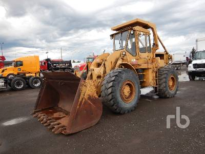 1972 CATERPILLAR 966 Wheel Loader