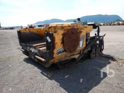 2011 MAULDIN 1750C Crawler Asphalt Paver