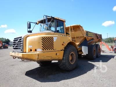 2004 VOLVO A25D Articulated Dump Truck