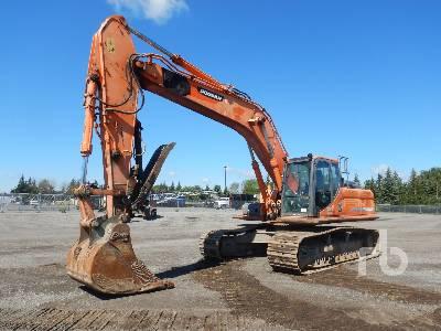 2013 DOOSAN DX300 Hydraulic Excavator