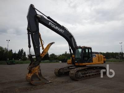 2012 JOHN DEERE 290G Hydraulic Excavator