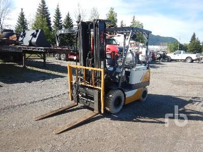 TCM FB25-6 3750 Lb Electric Forklift