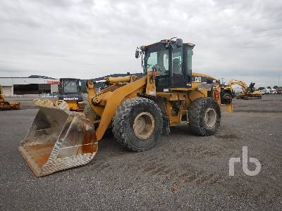 2003 CATERPILLAR 938G Series II Wheel Loader