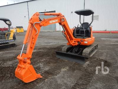 2000 HITACHI EX30U Mini Excavator (1 - 4.9 Tons)