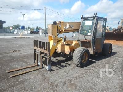 2002 GEHL 553 6000 Lb Telescopic Forklift