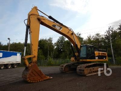 2012 CATERPILLAR 345DL Hydraulic Excavator