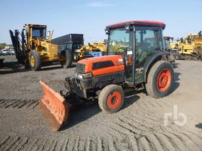 2005 KUBOTA L3430 4WD Utility Tractor