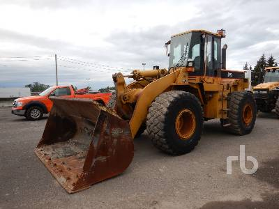 1995 CATERPILLAR 950F Series II Wheel Loader