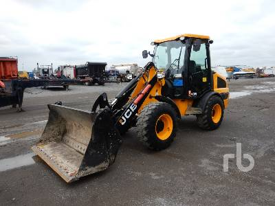2017 JCB 406 Mini Wheel Loader