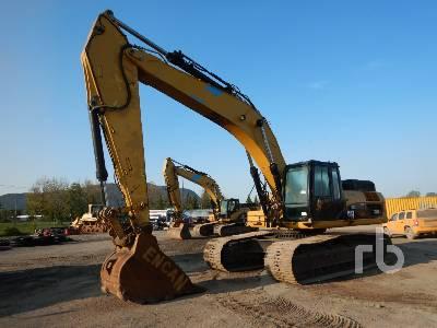 2011 CATERPILLAR 336DL Hydraulic Excavator
