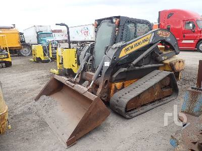 2016 NEW HOLLAND C232 Multi Terrain Loader